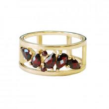 Zlatý prsten, granáty